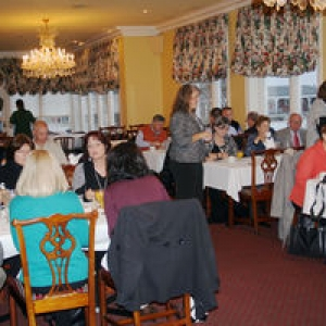 Richmond Chamber of Commerce Business and Breakfast gathering