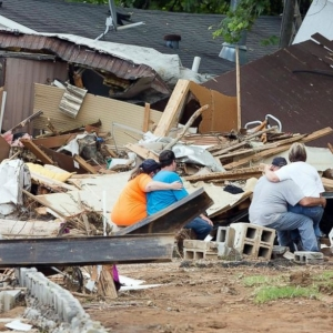 Johnson County flood relief